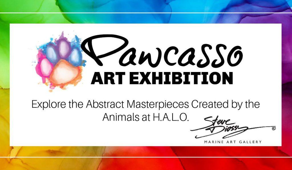"""Pawcasso"" Art Exhibition"